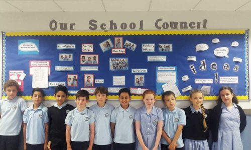 Primary-Student-Council