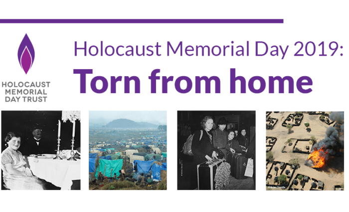 Holocaust Memorial Day 18.01.2019