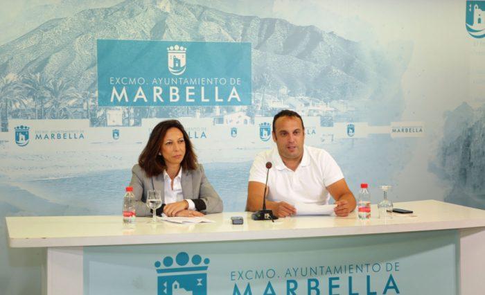 Ayuntamiento de Marbella Becas
