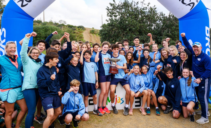 Cross Country Champions 2020