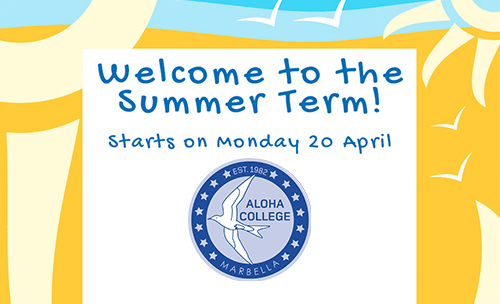 welcome-summer-term2020