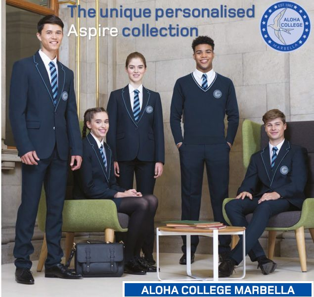 Aloha-College-Marbella-New-Uniform-2020