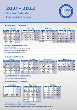 Uvu Spring 2022 Calendar.Student Calendar